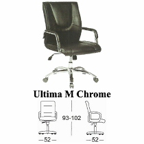 Kursi Direktur & Manager Subaru Type Ultima M Chrome