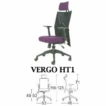 Kursi Manager Modern Savello Vergo HT1