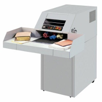 Mesin Penghancur Kertas (Paper Shredder) Ideal 4107