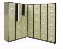 Locker 6 Pintu Elite Type EL-466