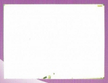 Papan Tulis (Whiteboard) Sakana Single Face (Gantung) 60 x 90 cm